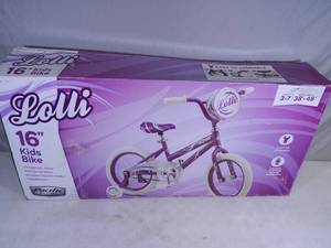 New Lolli 16 Inch Bike by Pacific