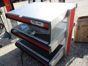 "APW Wyott Racer Heating Unit {36"" X..."