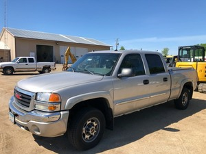 2005 GMC Sierra 1500 HD 4x4 -No Reserve-