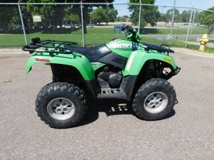 2006 Arctic Cat 650 H1 4WD ATV