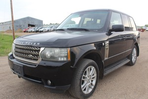 2010 Land Rover Range Rover HSE 4x4 - 101,571 Miles - Luxury Package - Rear Entertainment -