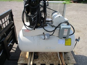 CASTAIR AIR COMPRESSOR