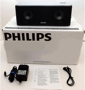 Philips SB365/37S Bluetooth Audio Wireless Portable Speaker