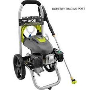 RYOBI 2,900 PSI 2.3-GPM Gas Pressure Washer In good condition see pics !!!