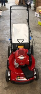 Toro Recycler 22 in. SmartStow High Wheel Variable Speed Walk Behind Gas Self Propelled Mower In working condition see pics !!!