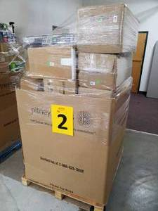 Pallet of Returned Goods