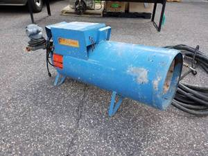Sure Flame Construction Heater 400,000 BTU S405