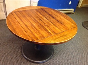 "48"" Round - 34"" Square Table"