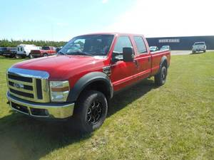 2008 Ford F350 SD Lariat 4x4 Off-Road