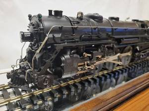 1997 Lionel O Scale New York Central J1-e Hudson Steam Locomotive & Vanderbilt Tender #6-18056