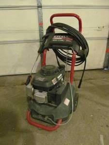 Excell 25000 power washer