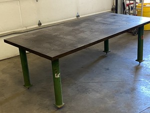 Heavy Duty 1-Ton Plus Lay-Out / Welding Table