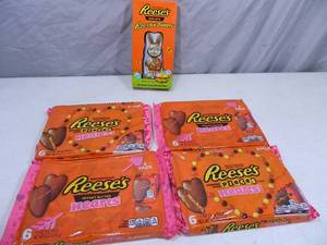 New Reese Hearts and Bunny