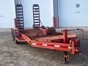 2013 Ditch Witch Tandem-Axle Equipment Trailer