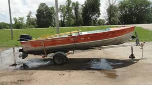 1965 Lund Boat & Trailer Package