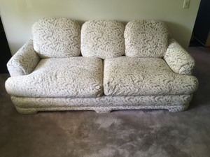 Sofa & Loveseat Couch Combo