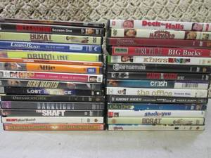 Lot of Assorted DVD's  F-3...