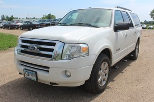 2008 Ford Expedition XLT EL 4x4