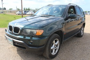 2003 BMW X5 - 2 Owners -