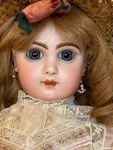 Antique French Doll - Jumeau?