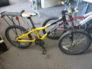 2 Youth's Bicycles