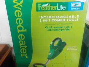 Featherlite Weed Eater; new in box...