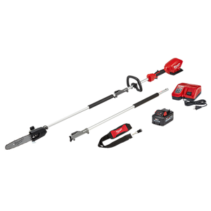 Milwaukee 2825-21PS M18 FUEL 10 in. Pole Saw Kit with QUIK-LOK new