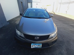 2011 Kia Forte - No Reserve - Delivery Optional