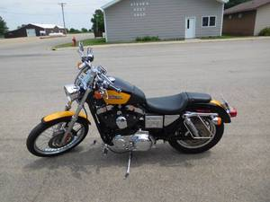2000 Harley Davidson sportster Screaming Eagle