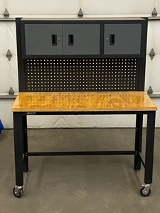 Homak Mobile Work Bench / Station