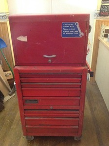 Snap-On Tool Chest Full of Tools