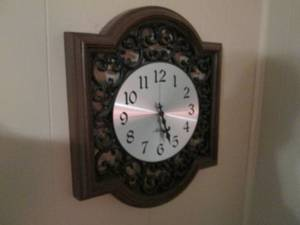 Seth Thomas Clock *See Photos*...