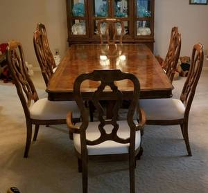 Elegant Dining Set by Drexel