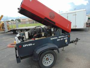 2015 CPS 185 CFM Air Compressor
