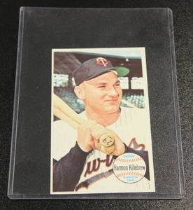 1964 Topps Giant Harmon Killebrew #38
