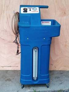 WYNN'S Powerflush automatic transmission fluid exchanger