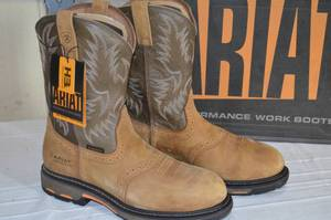 Sportsman 248 Boot and Shoe