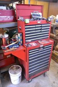 Craftsman Tool Chest Full of Tools!