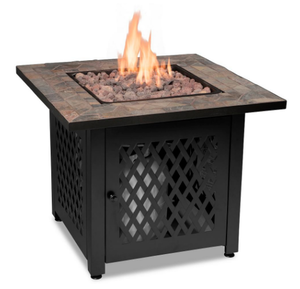 New Propane Patio Firepit