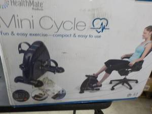 Healthmate Mini Cycle...