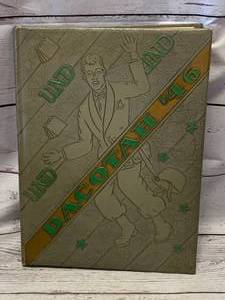 1946 UND Dakotah Yearbook