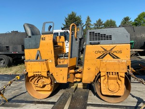 8/3/20 Update: RESERVE LOWERED TO $4,500 - - - 2006 Bomaq Asphalt Roller
