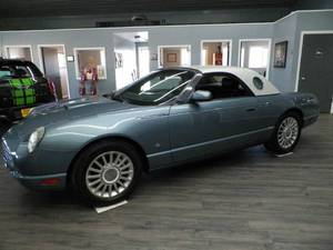 2005 Ford Thunderbird 50th Anniversary Edition (Hard & Soft Top Convertible)
