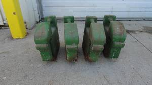 Tractor Weights Suite Case