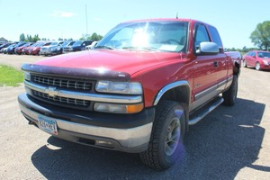 2001 Chevrolet Silverado 1500 LT Extended Cab 4x4 - 2 Owners