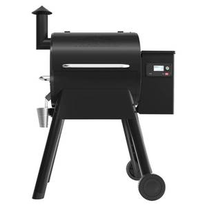 Traeger Pro 575 Wifi Pellet Grill and Smoker in Black, TFB57GLE - NEVER USED - MISSING HARDWARE.