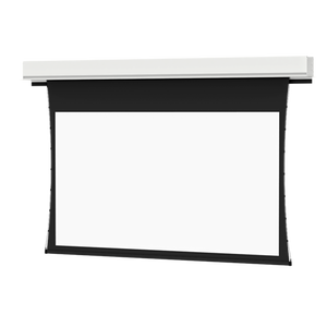 $5,000+ MSRP Projection Screen - Da-Lite Tensioned Advantage Electric Motorized Widescreen HD Video