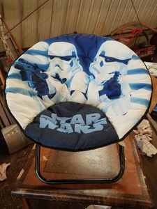New Star Wars Folding Circle Chair