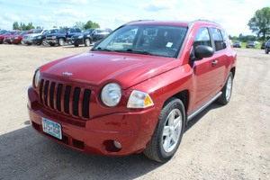 2007 Jeep Compass Sport - 5 Speed Manual - 2 Owners -