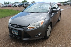 2012 Ford Focus SE - 2 Owners
